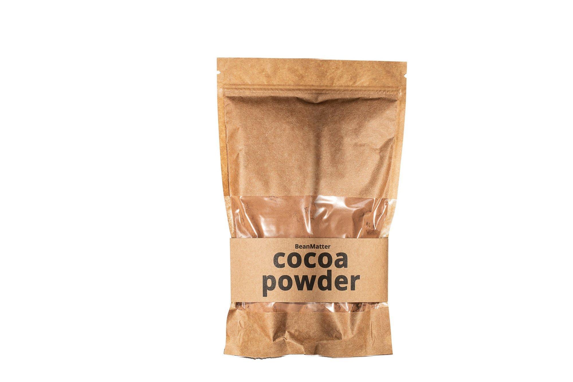 Cacao Cocoa Powder Natural 10/12% 800g Arriba Ecuador