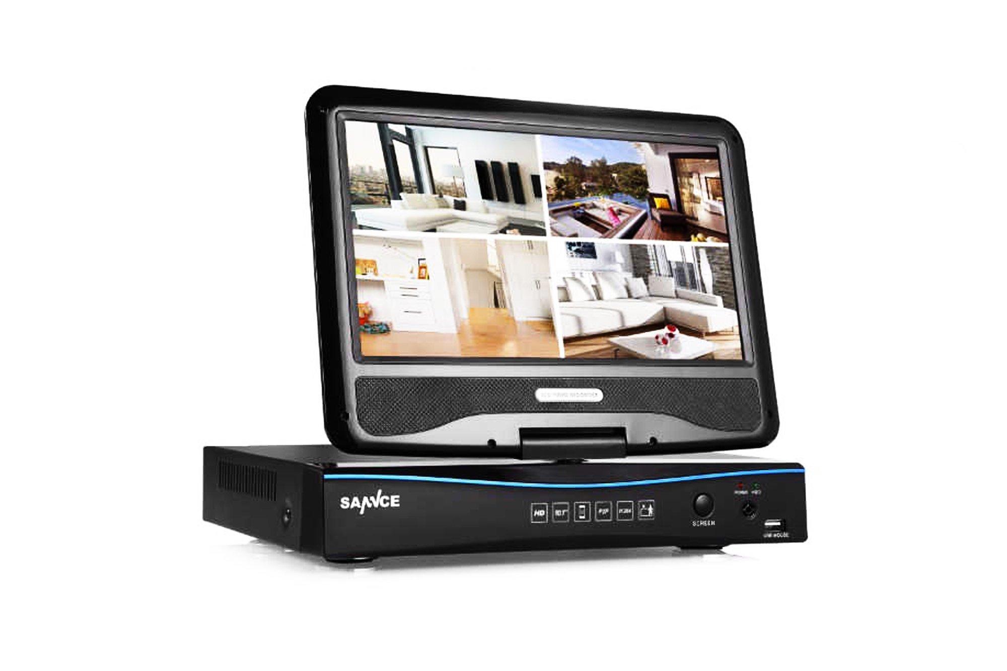Rejestrator / DVR Sannce DE41N HD H.264